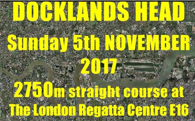 Docklands Head 2017